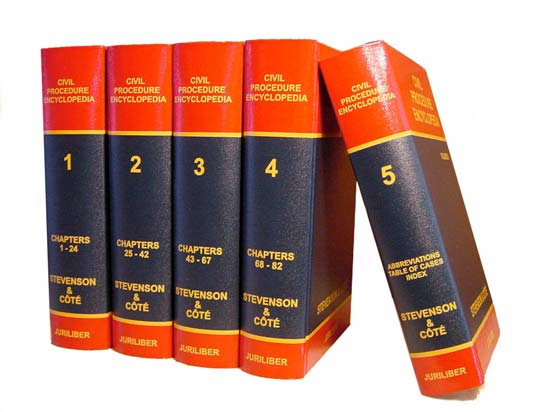 Civil Procedure Encyclopedia