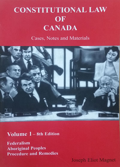 Constitutional Law of Canada