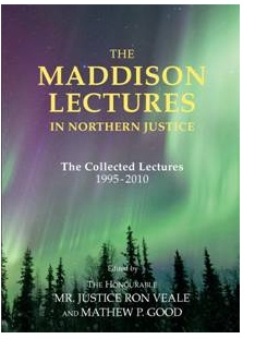 Maddison Lectures in Northern Justice